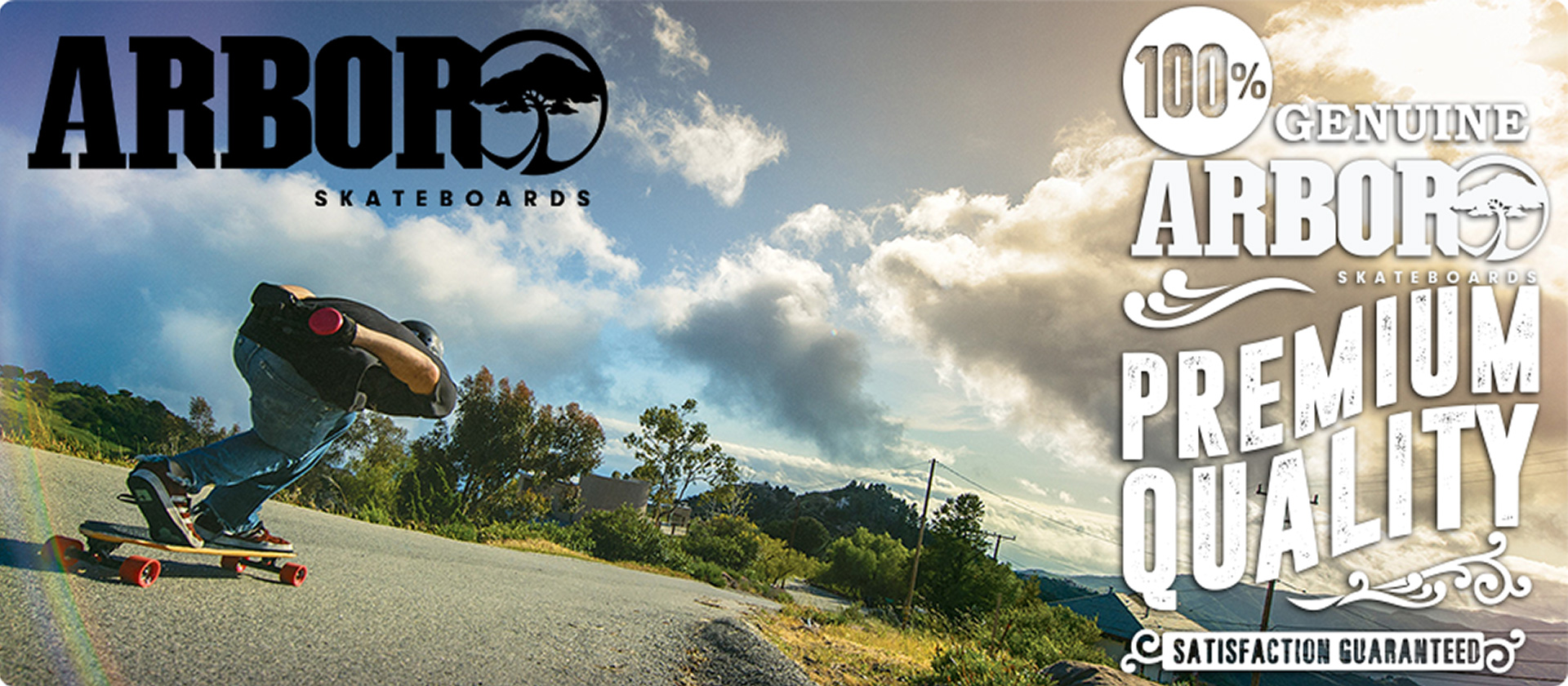 2016 Arbor Skateboards at SoCal Surf Shop -Your Southern California Lifestyle Store
