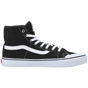 Vans - Black Ball Hi SF Blk/ True White Size 9