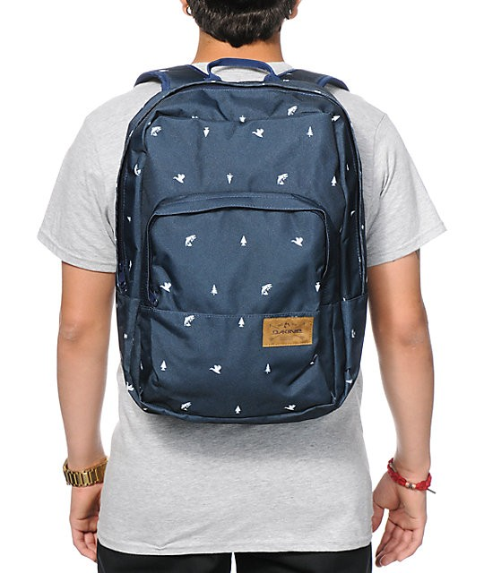 Dakine Capitol Sportsman 23L Backpack