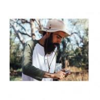 Captain Fin - Outback Brimmed Hat