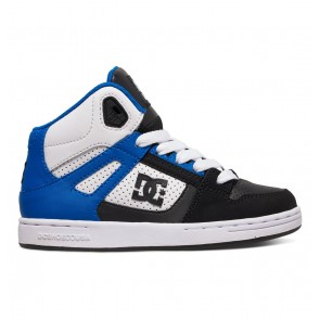 DC - Kid's 1-1.5 Rebound High-Top Shoes