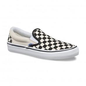 Vans - Slip On Pro Vans Checkerboard Black/White
