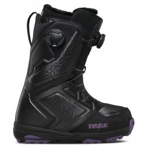 Thirtytwo - Binary BOA Black/Purple Women's Boots