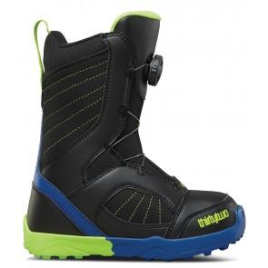 Thirtytwo - Kids BOA Black Boots