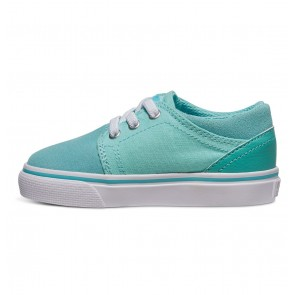 DC - Toddler Trase Slip Shoes Aqua