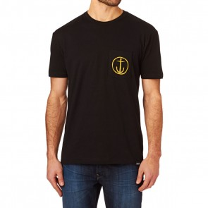 Captain Fin - Helm Pocket Tee