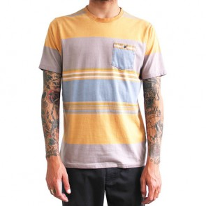 Captain Fin - Beach Stripe SS Knit