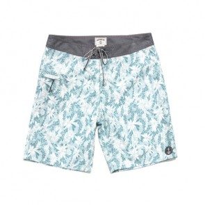 Captain Fin - Tropical Tinder Boardshort
