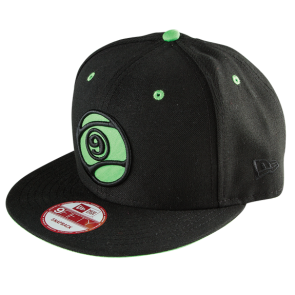 Sector 9 - 9 Ball Classic Hat Black/Green