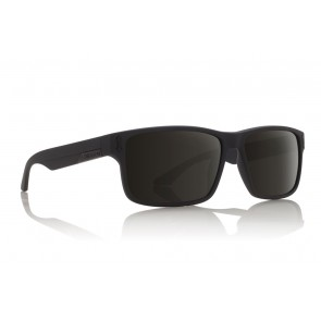 Dragon - Count Matte Black Grey Glasses