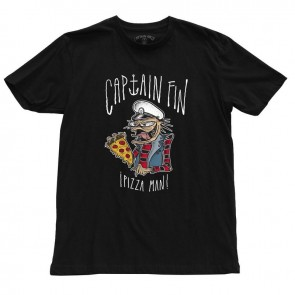 Captain Fin - Pizza Man Boys Premium Tee