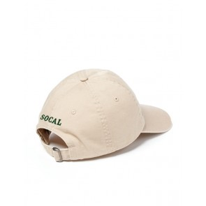SoCal - Dad Hat Skater Kick Flip Khaki