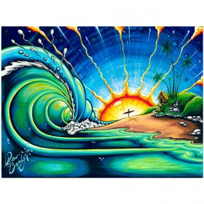 Drew Brophy - Sunrise Surf