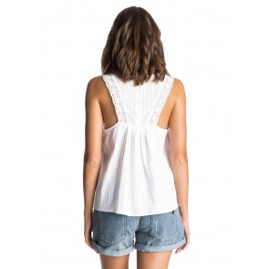 Roxy -  Love Letter White Blouse