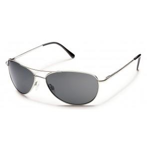 Suncloud Patrol Silver Gray