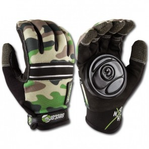 Sector 9 - BHNC Slide Gloves - Camo
