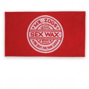 Sexwax - Jacquard Knit, Prewashed Beach Towel