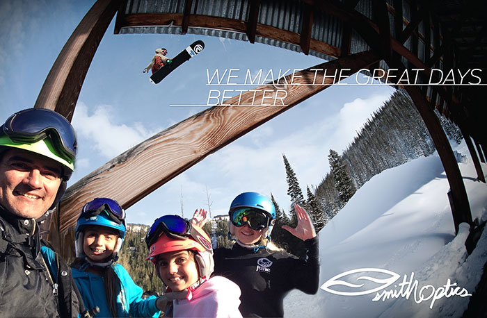 Smith Helmets Protection for the whole Family. Click to see more