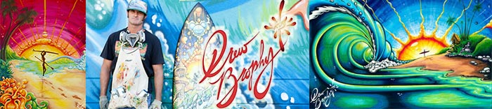 Drew Brophy at SoCal Surf Shop