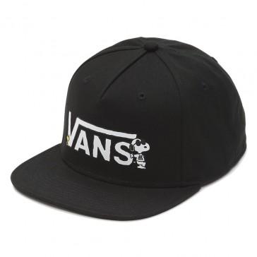 bed8dd5333f Vans - Vans X Peanuts Black Hat