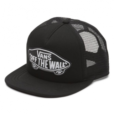 43a2e3a2b8a Vans - The Beach Girl Trucker Hat Black