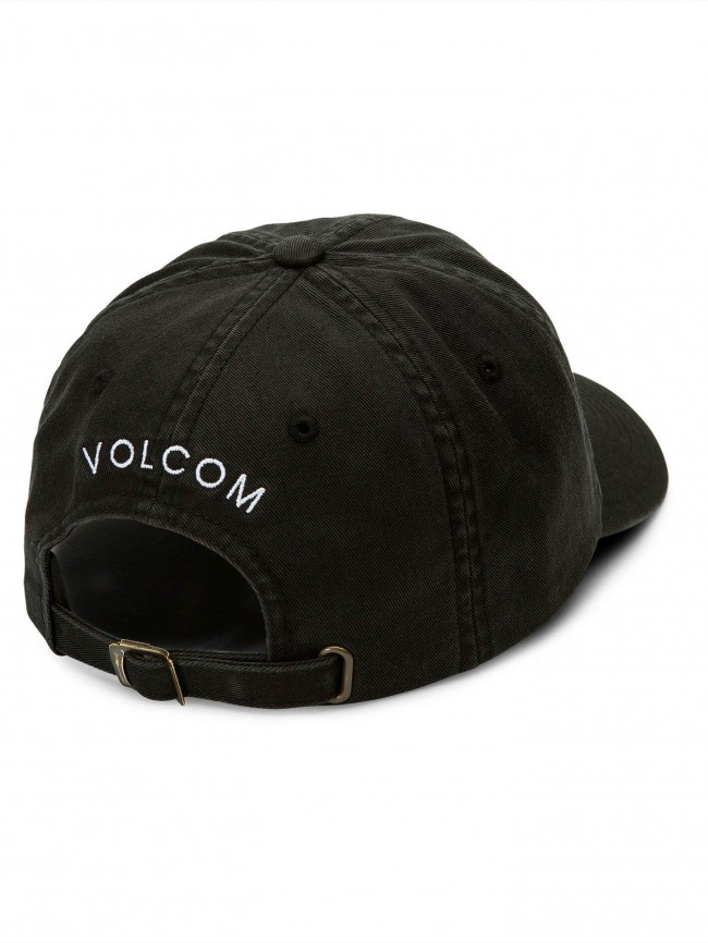 0184924d Volcom - Good Mood Dad Hat Black