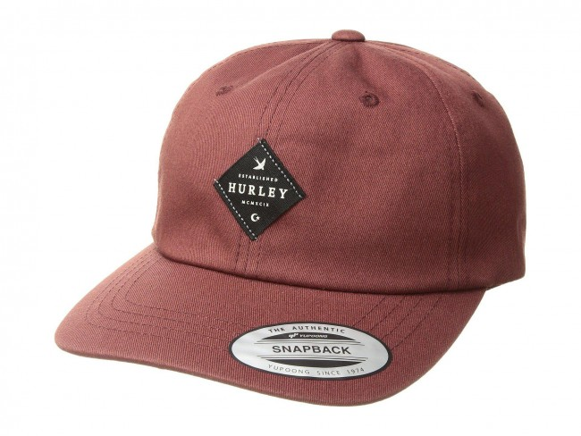970a04245c059 Hurley - San Pedro Dad Hat Mars Stone