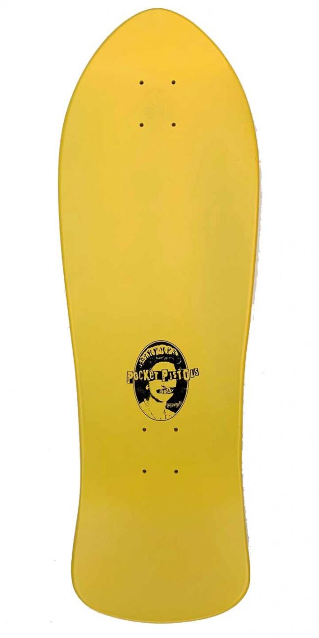Pocket Pistols Spidey Swindle II Skateboard Deck Santa Cruz
